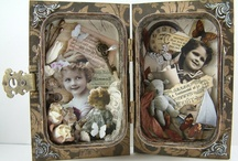 Altered Art, Assemblage and Jewelery