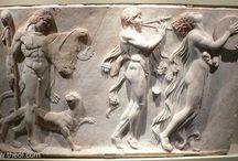 Greek & Roman  relief, frieze