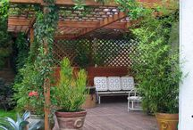 Outdoor Spaces / by Carol Nabakowski