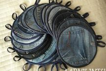 recycle ideeën jeans