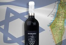 Israeli Wine / Israel has an incredibly wide range of terroirs. Despite being an area that is only the size of New Jersey, diverse subregions bred regional brilliance, and forced 'best practice' breakthroughs that fueled the growth of more than 200 wineries, only 30% of which are actually practicing kosher. Enjoy any of these great Israeli wine selections on this board :)  / by Wine Library