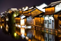 Wuzhen Water Town Travel Gallery / Wuzhen is one of most famous and poetic water towns in China and the permanent site of World Internet Conference. It is the must-see site in East China. More to read about Wuzhen Water Town - http://www.mildchina.com/jiaxing-attractions/wuzhen-water-town.html