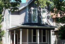 Complete Columbus Home Renovation  / The remodel included complete interior and exterior renovations.