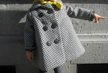 child session style / Think outside the traditional when it comes to your child's session. Mix, match and have fun with patterns.