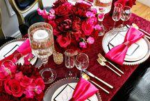 сервировки стола / как красиво и оригинально накрыть стол