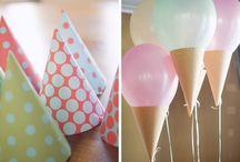 Party Ideas / by Jenianne Fortney