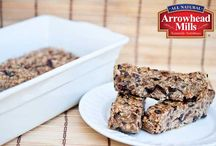 Bars & Bites (Recipes) / Energy, Protein, and Granola bars and bites!