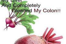 beets cleanse the liver