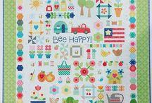 Bee hapy