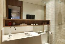 Pedras da cozinha, banheiro e lavanderia