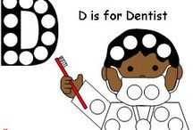 Dental Health Early Learning Printables and Ideas