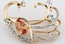 Bling Brooches