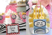Party Ideas (Food,Fun Ideas) / by Whitney Lavender