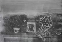 new works for Ryan Lee Gallery New York / Graphite Still Life works