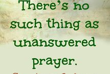 Prayer .... Interceding in that secret place / Philippians 4:6-7 in everything, with prayer & supplication let your requests be made known to God...
