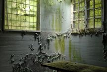 Abandoned Prisons