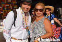 """Presentación de ACEDICAR en la Muestra de Asociaciones / La Asociación ACEDICAR como cada año presentó a los mejores artistas ecuatorianos y latinos en tarima durante la Muestra de Asociaciones organizado por el Ajuntamet de Barcelona y que llevó este año lema de """" Ecuador, entre ilusiones y fantasías"""". El evento se enmarca dentro de las actividades de las celebraciones delas Fiestas de la Mercèd. #elPeriodicoLatino #latinotv #lesterburton #PeriodicoLatino"""