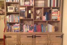 Stuff to Buy / Handmade Pallet Furniture