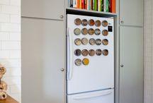 organisation and storage