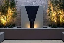 Water features / Fountains and water features for the garden