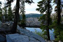 hiking / camping