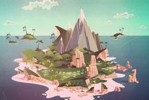 Layout - Island