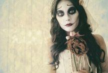 fantasias criativas e maquiagens