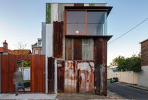 Architecture: Materials Recycled