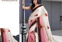 Designer Sarees / Shop for the range of designer sarees, silk sarees, cotton sarees, lehenga sarees, bridal & wedding sarees, party wear designer sarees .