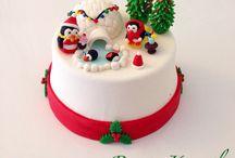Christmas Penguins / Yılbaşı Penguenleri