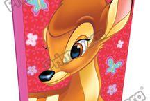 Cuadernos Bambi / Línea Escolar Primavera Regresa a Clases con TODO