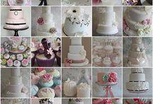 Cake styling & inspiration