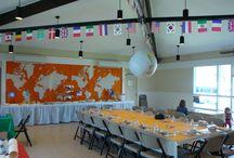Around the World Party: Creative DIY Ideas