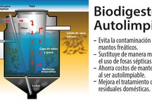 Biodigestor Autolimpiable