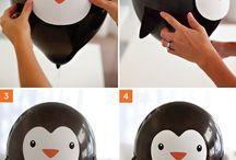 aniversário Pingu