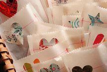 Verpackung / besondere Geschenkverpackungen