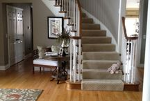 Grieve paint with white spindles