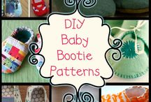 Diy Booties and Shoes