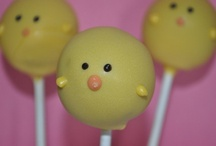 Cake Pops / by Amy Webster