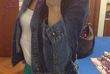 Outfit / Chaqueta de jean