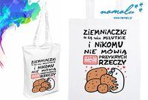 Torby / Bags / Wytrzymałe, bawełniane 220g, świetnej jakości torby.  Cotton bags, exellent quality, ECO.