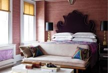 Bedrooms Fit For a Queen / Bedroom, bedding, beds, nightstands / by Alice Lane Home Collection