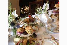 Afternoon Tea Weddings