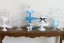 Beautiful props and tableware