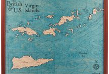 Caribbean & International 16x20 Wall Charts