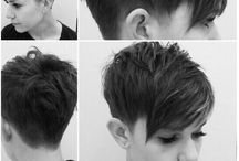 Frisur kurzhaar