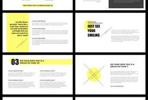 page design for design proposal