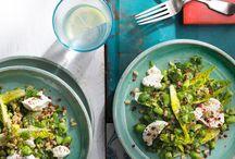 FOOD / Fresh salads