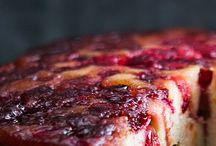 Cranberry Recipes  - November
