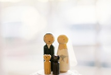 Dog ideas for wedding / by Mallory Woodrow